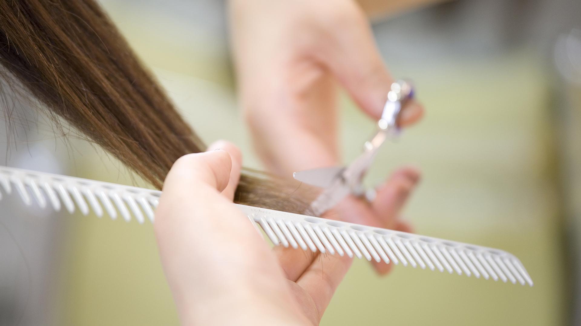 liscio japanese hair straightening